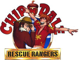 Chip 'n Dale Rescue Rangers by Toxandreev