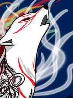 Okami-White Light by sabi-cookie-lover