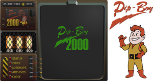 Pip-Boy 2000 by Doctor-G
