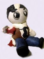 Mr. Chibi Sweeney Todd by Mrs-Lovetts-Meat-Pie