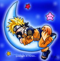 Night Night Naruto by watermelon-kaiye