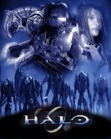 Halo Movie Poster by Rarthus