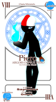 Pactio cards : Piero by AquanaKnight