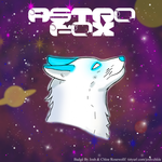 Badge commission For Astro Fox by chloerosewolf