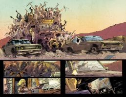 COH American Muscle 4 pgs 2 and 3 by kevinmellon