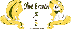 Olive Branch Reference Guide by Tory-Kasper-Ponies