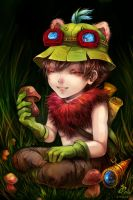 Teemo by SnellSnail