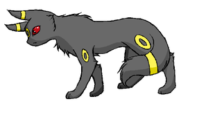 MSPaint-Umbreon by Fang-Chan13