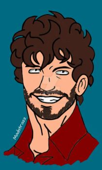 Will Graham  by Madstrazz