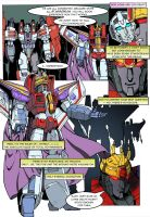 Starscream's Realm Page 4 by shatteredglasscomic