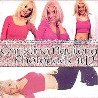 Christina Aguilera Photopack 12 by DulcePwna