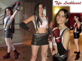 Cosplay: Tifa by Risachantag