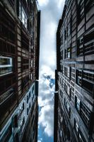 Interstitial Sky by OlivierAccart