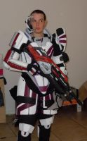 I'm Commander Shepard... by canius
