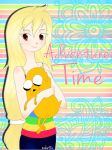 Adventure Time by sakur1ta