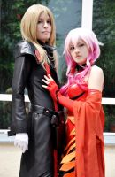 Guilty Crown cos by Prince-Lelouch