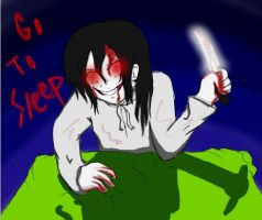 Jeff the killer by Nirelle16
