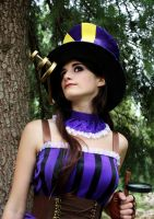 Caitlyn Cosplay From League of legends by YumeLujury