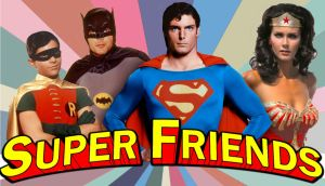 Super Friends by Brandtk
