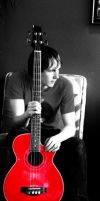 This is a bassist.. by LAFoutloud