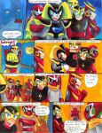 Megaman: S-H-D Manga Page 23 by Sonicbandicoot