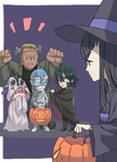 Happy Halloween!! by cosom