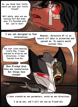 It Has to Be This Way Page 25 by AaronMk