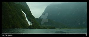 Milford Sound by d---b