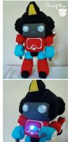 Perceptor Plushie by DarkLordZafiel