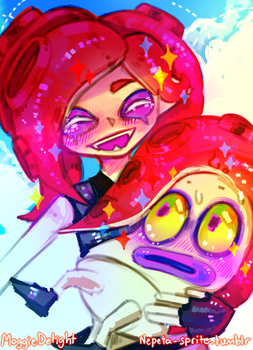 Octolove by MoggieDelight