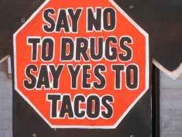 Funny Sign In Mexico by Genius-and-Clueless