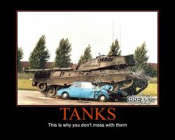 Tanks by senorsavage