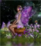Lavender Mist by CaperGirl42