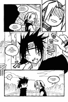 Naruto:The New Sasuke 1 by ahnline