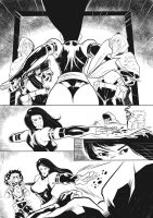 Psylocke Fan Comic Page #2 by frixinthepixel
