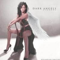 Rihanna Dark Angels by smcveigh92