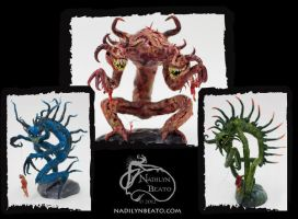 Demons for Sale by NadilynBeato