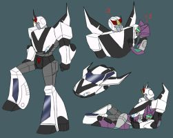 Prowl's Future design by Ty-Chou