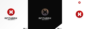 Anthrax Security logo by dsquaredgfx