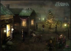 Christmas in Canifis by rsvincent