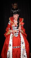 18th C- Queen Of Hearts by AlAlNe