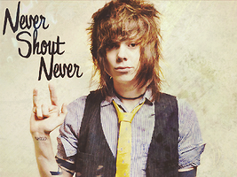 Never Shout Never by Poochaco