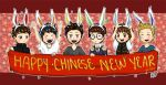 Chinese New Years - B2ST by paperkimchi