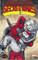 When Deadpool Met Harley by BigChrisGallery