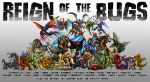 Reign of the Bugs - The Second Infest by JAko-M