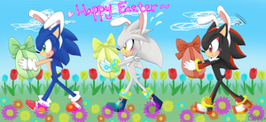 Happy Easter 2012 by heihei188