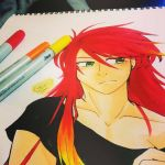 Light of the sacred Copics by Caramelcat123