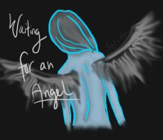 Waiting For An Angel by iFerneh