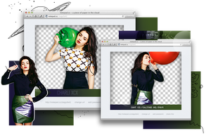 Pack png 854 // Charli XCX. by ExoticPngs