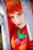 Asuka Plugsuit by NikitaCosplay